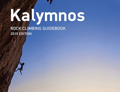 My best climbing destination in Greece is Kalymnos