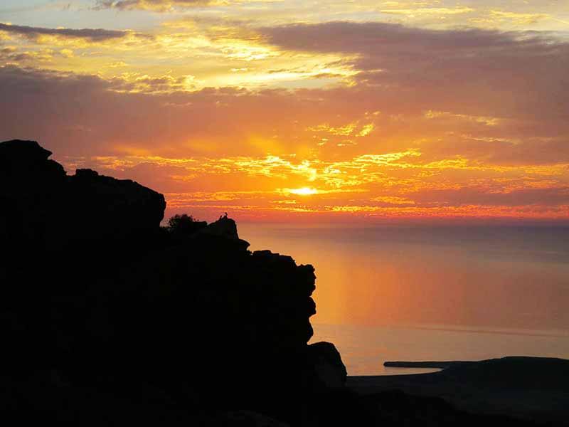 cyprus rock climbing
