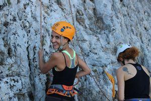 Kalymnos climbing course