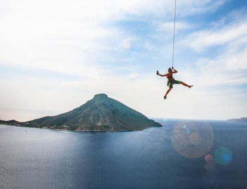 Kalymnos 5 days climbing course