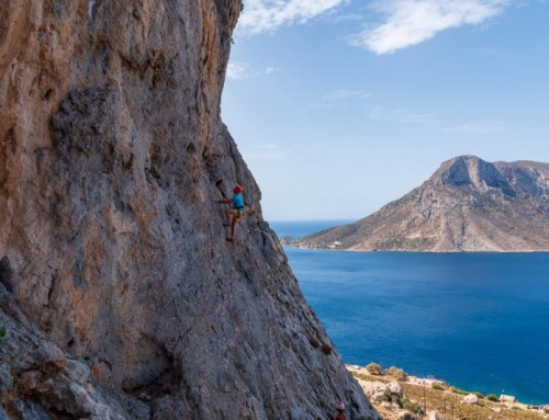 Kalymnos tailored-made climbing course